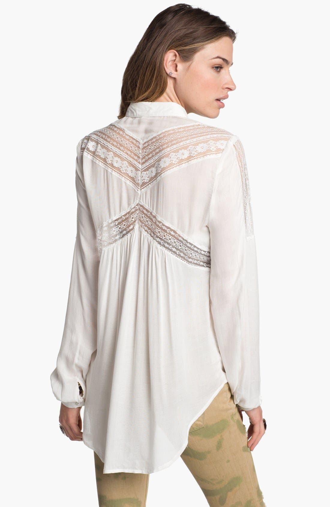 Alternate Image 2  - Free People 'Wild Wind' Top