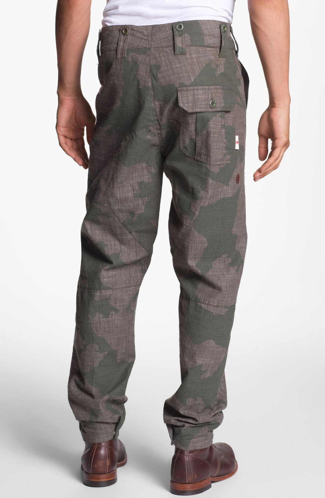Alternate Image 2  - Marshall Artist Utility Trousers