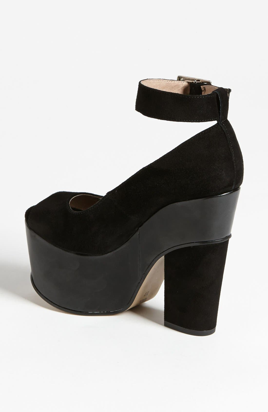 Alternate Image 2  - Topshop 'Sonance' Pump