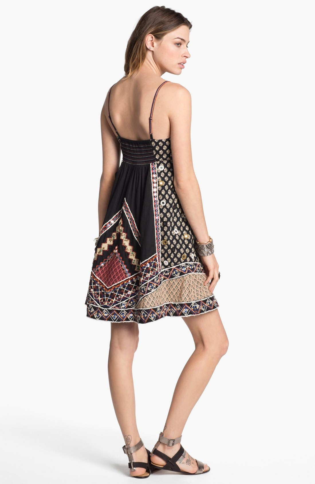 Alternate Image 2  - Free People 'Mirror Maze' Dress