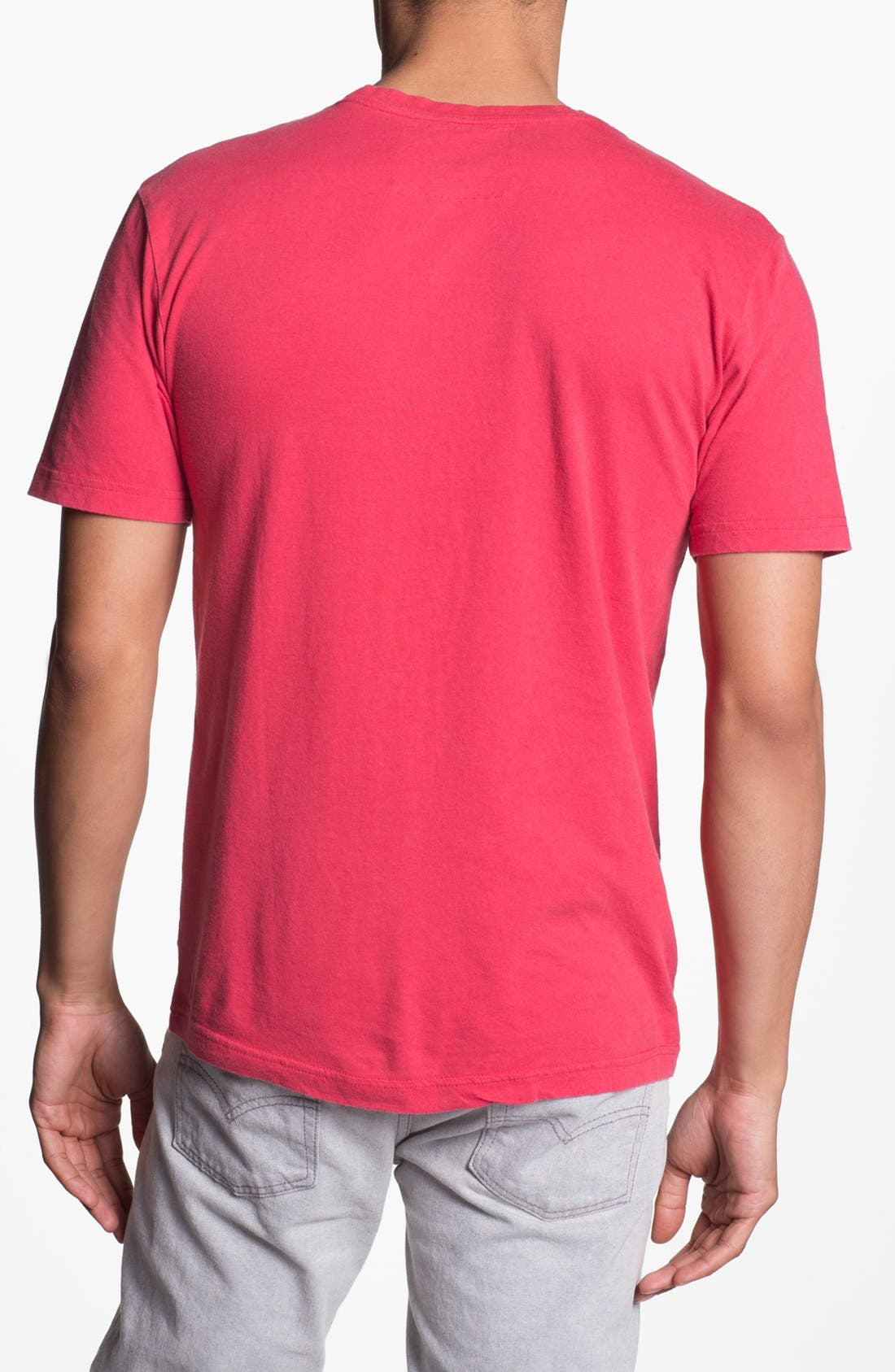 Alternate Image 2  - Red Jacket 'Hurricanes - Brass Tack' T-Shirt