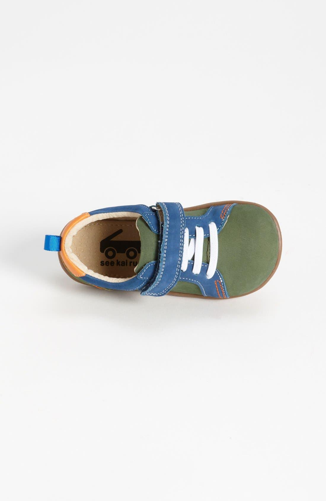 Alternate Image 3  - See Kai Run 'Sebastian' Shoe (Baby, Walker & Toddler)