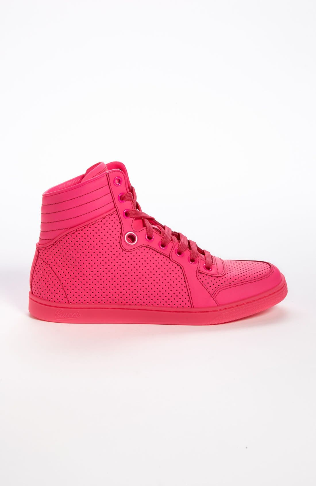 Alternate Image 4  - Gucci 'Coda' High Top Sneaker