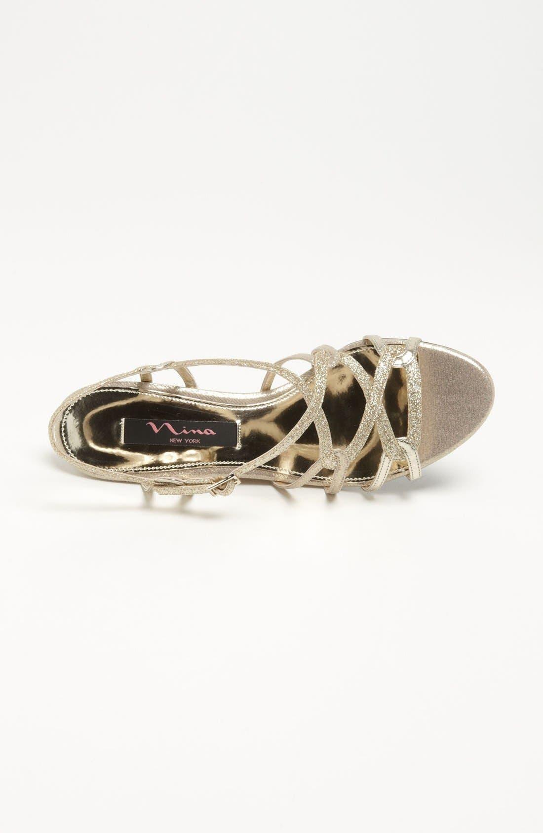 Alternate Image 3  - Nina 'Foley' Wedge Sandal