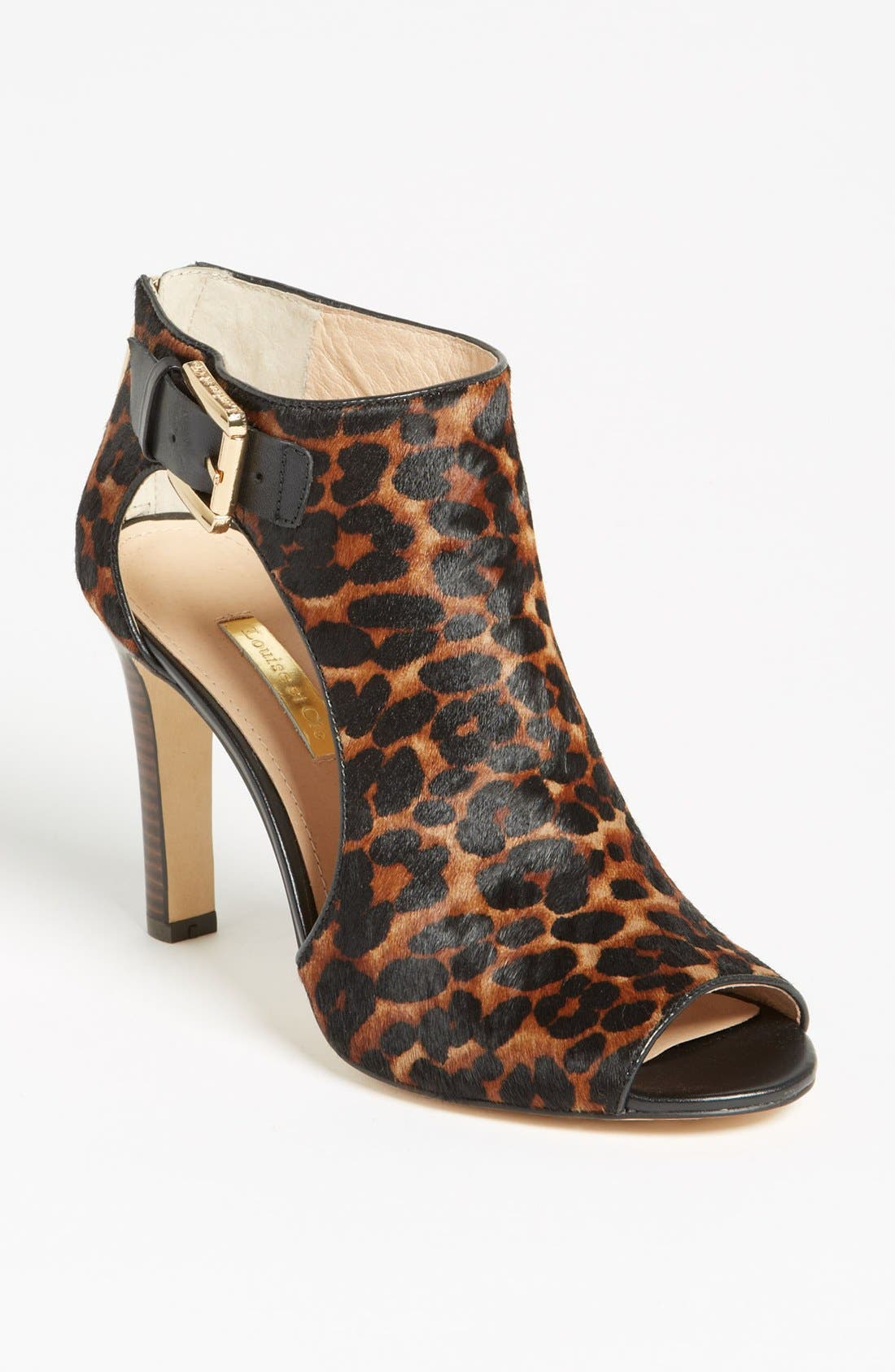 Alternate Image 1 Selected - Louise et Cie 'Olivia' Bootie (Nordstrom Exclusive)