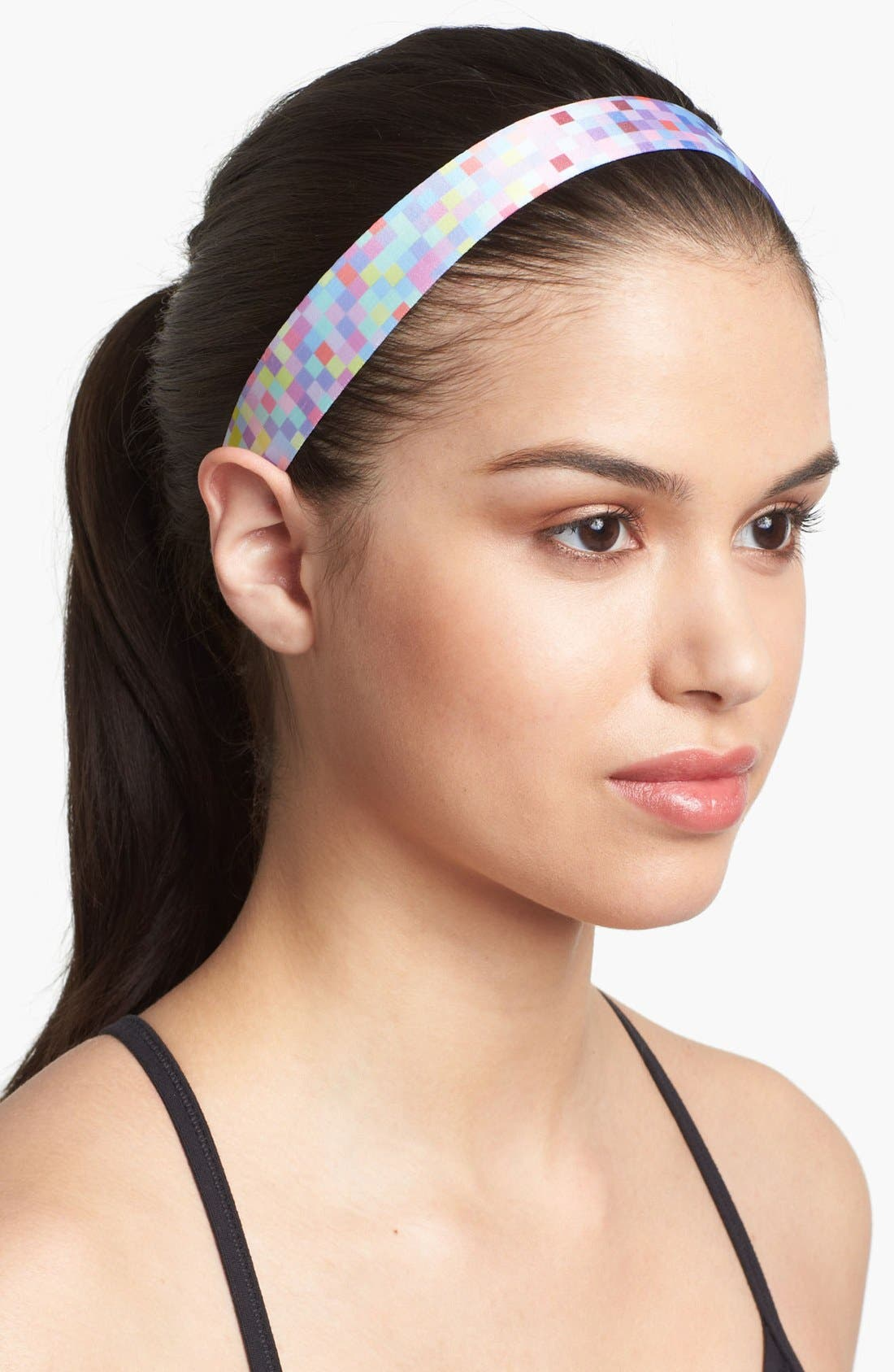 Alternate Image 1 Selected - Sweaty Bands 'Pixel Explosion' Head Wrap
