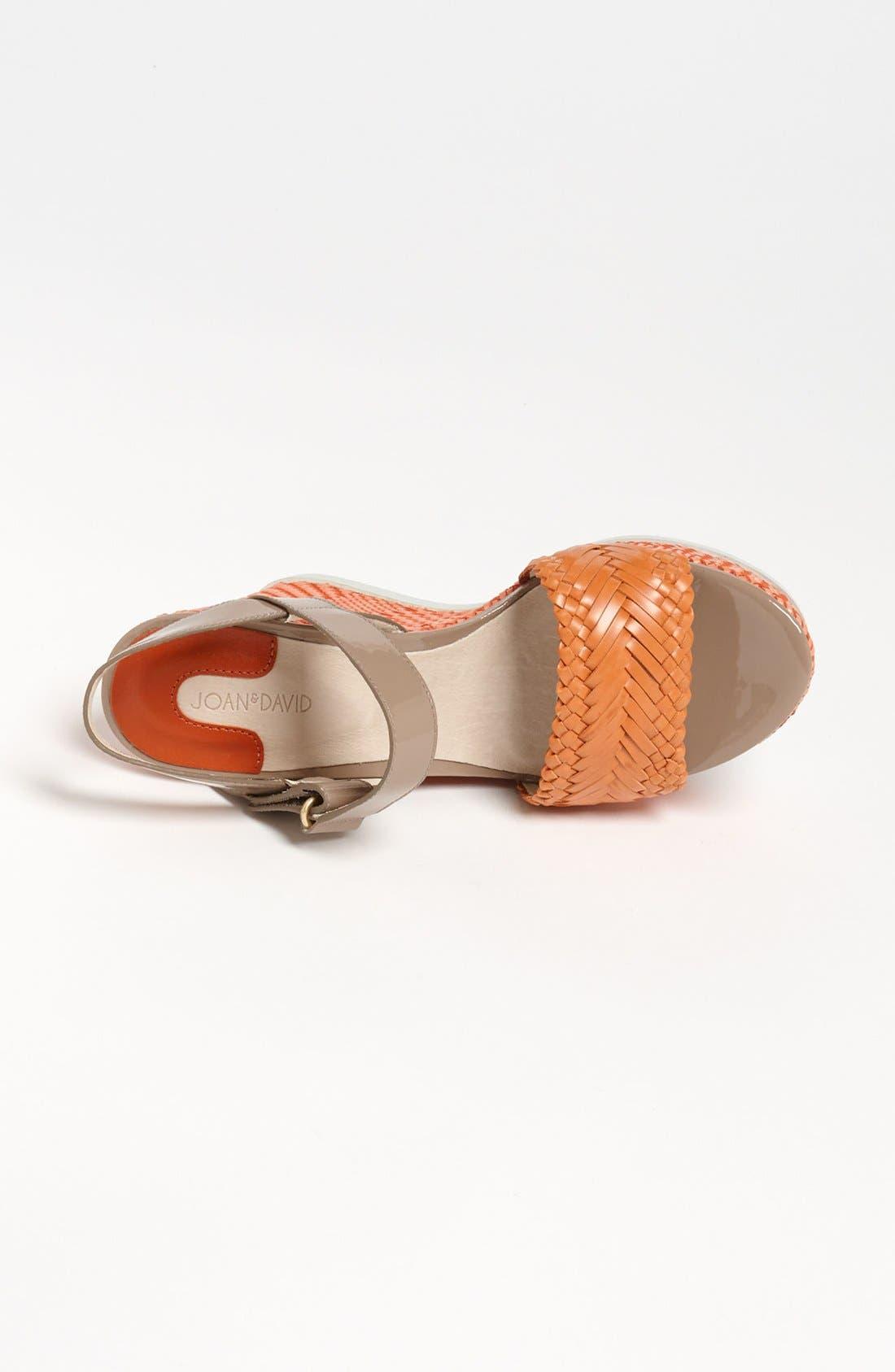 Alternate Image 3  - Joan & David 'Idona' Sandal