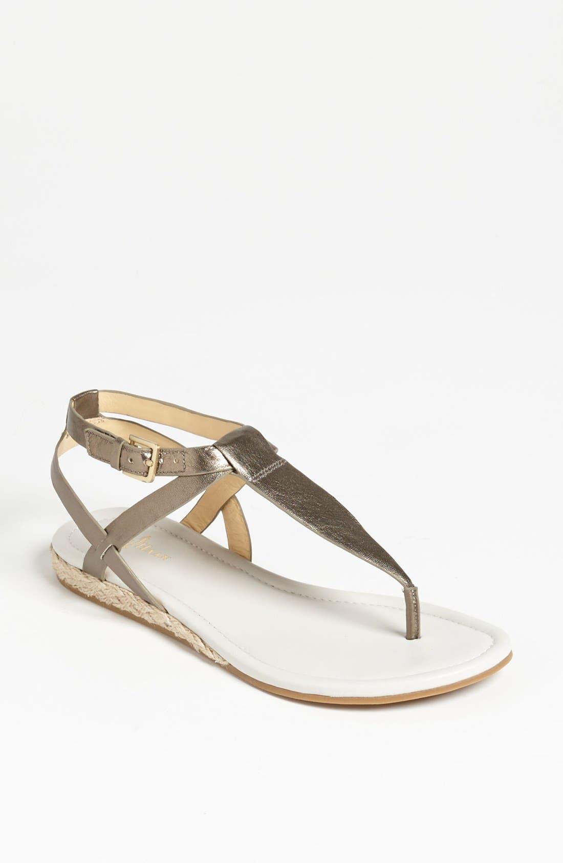 Alternate Image 1 Selected - Cole Haan 'Grove' Sandal