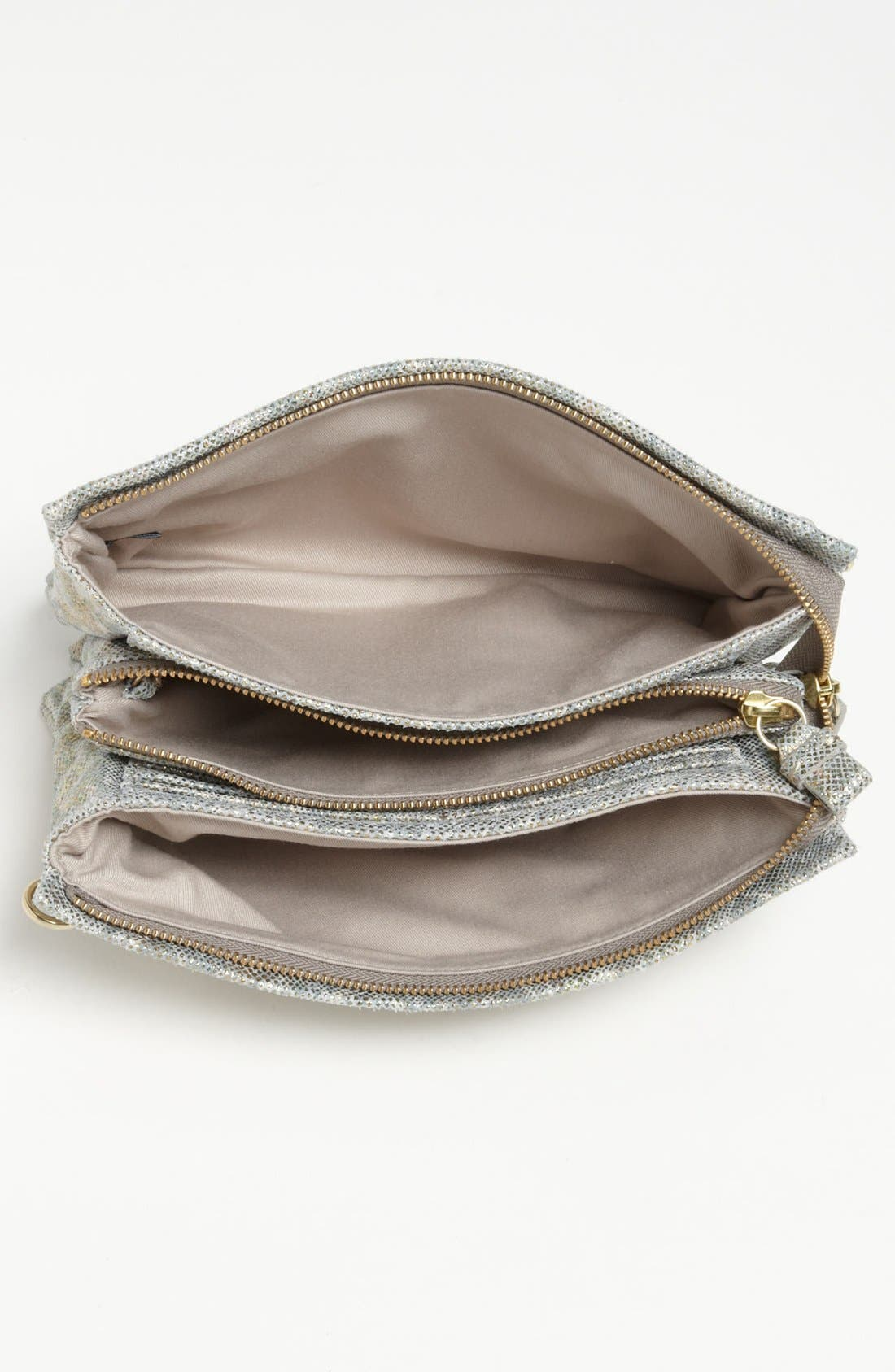 Alternate Image 3  - Foley + Corinna 'Cache Day' Leather Crossbody Clutch