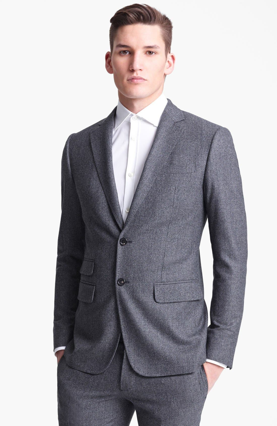 Alternate Image 4  - Dsquared2 'Milan' Wool Suit