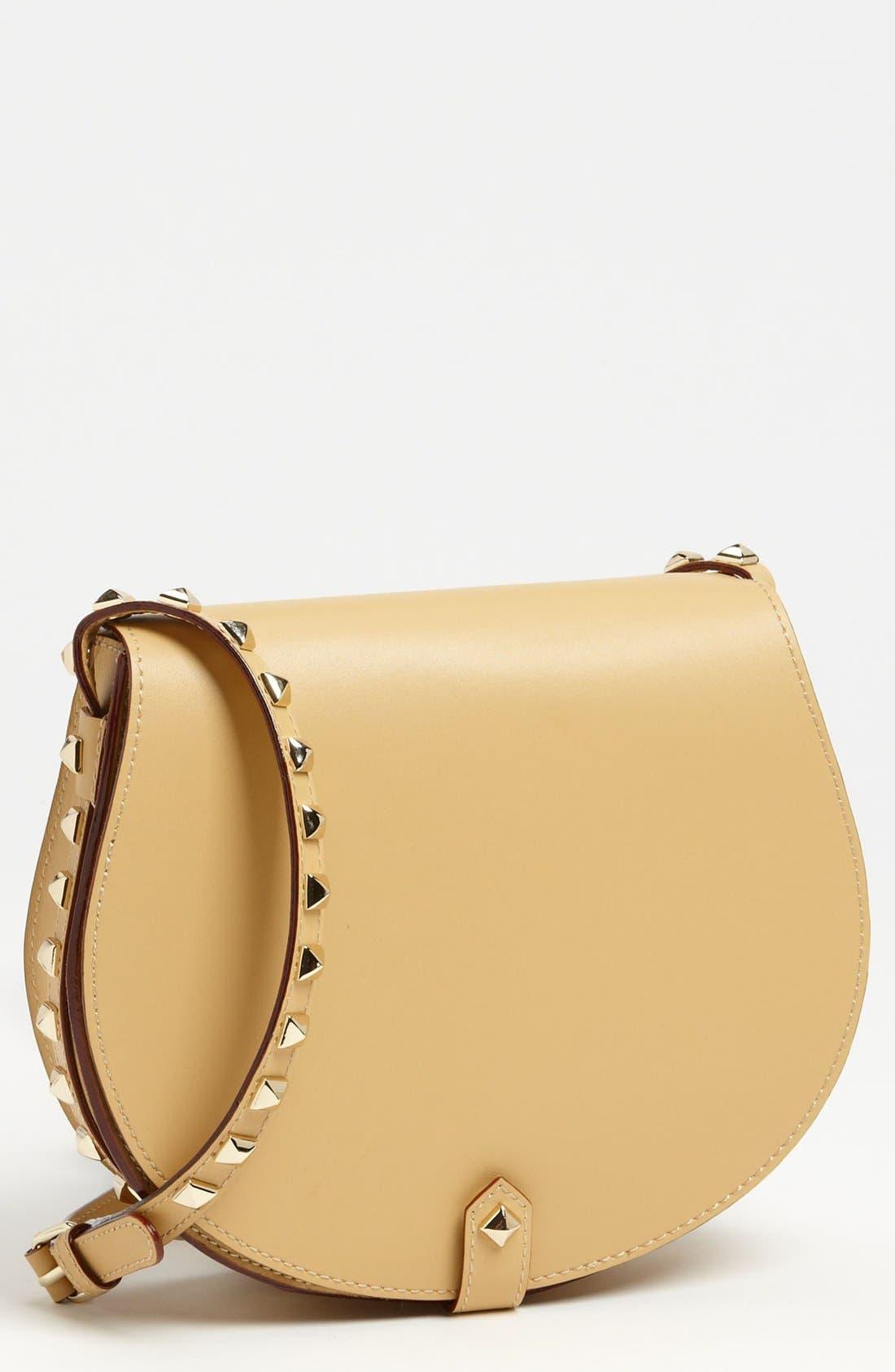 Alternate Image 1 Selected - Rebecca Minkoff 'Skylar' Studded Crossbody Bag