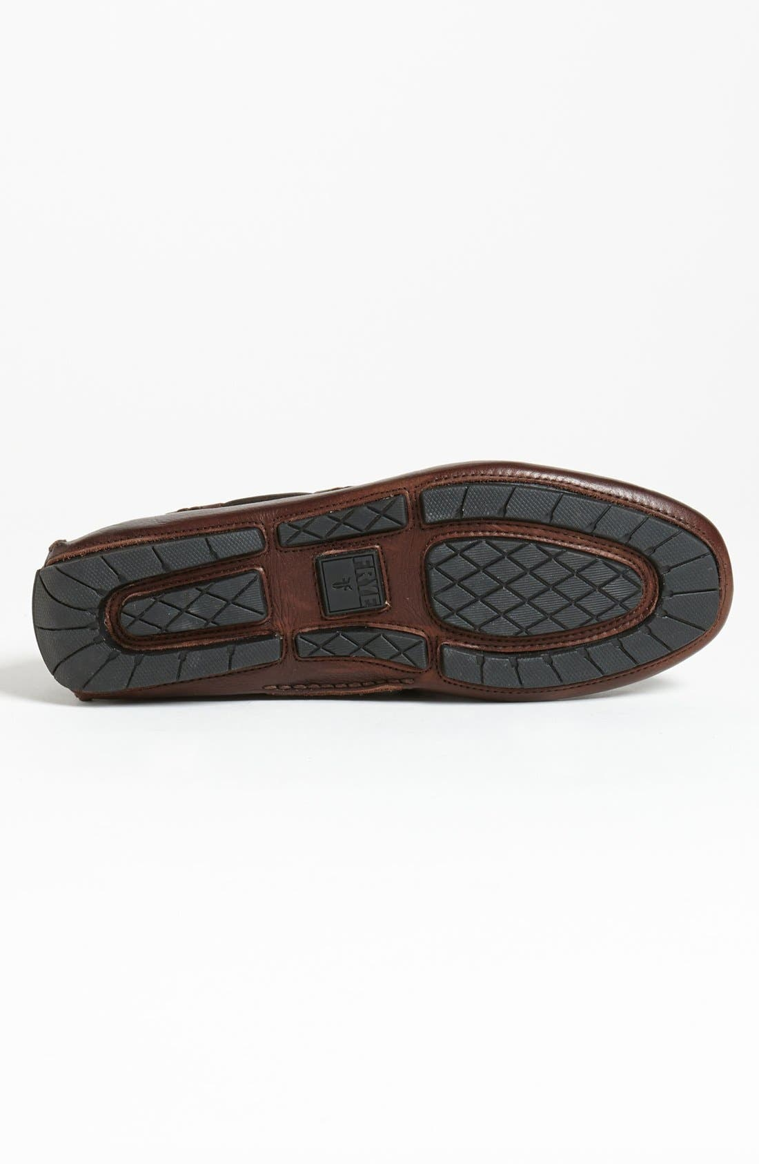 Alternate Image 4  - Frye 'West' Driving Shoe