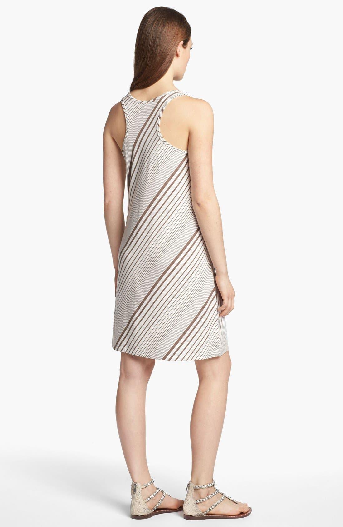 Alternate Image 2  - Caslon® Racerback Tank Dress