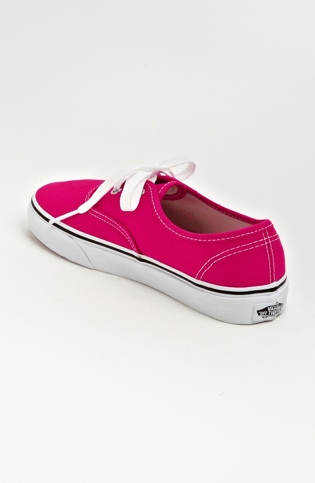 Alternate Image 2  - Vans 'Authentic' Sneaker (Women)