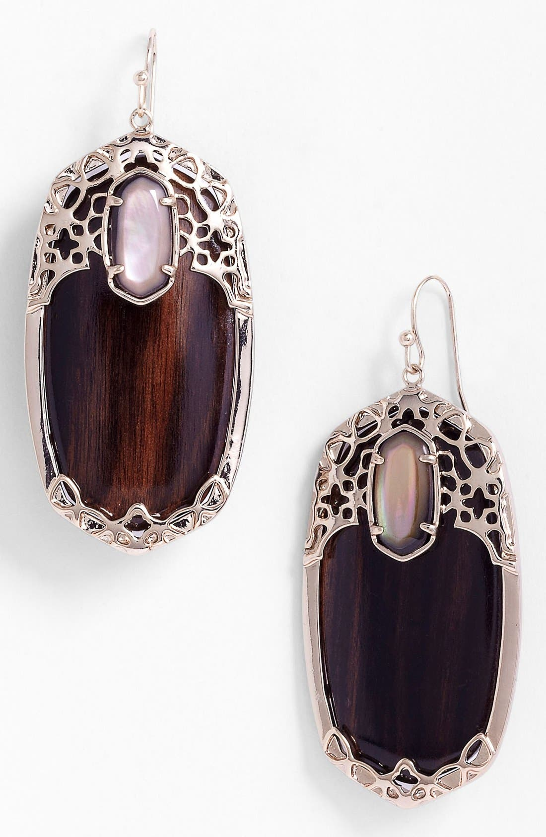 Alternate Image 1 Selected - Kendra Scott 'Eva' Earrings