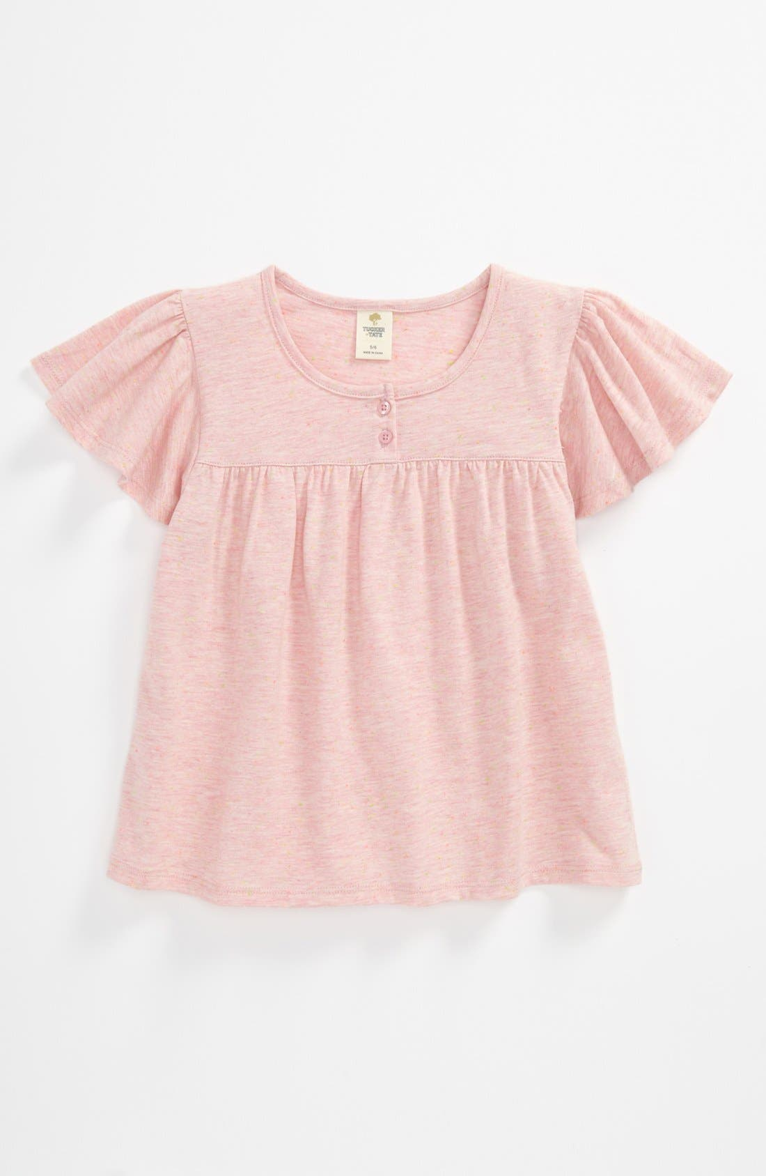 Main Image - Tucker + Tate 'Lily' Top (Little Girls)