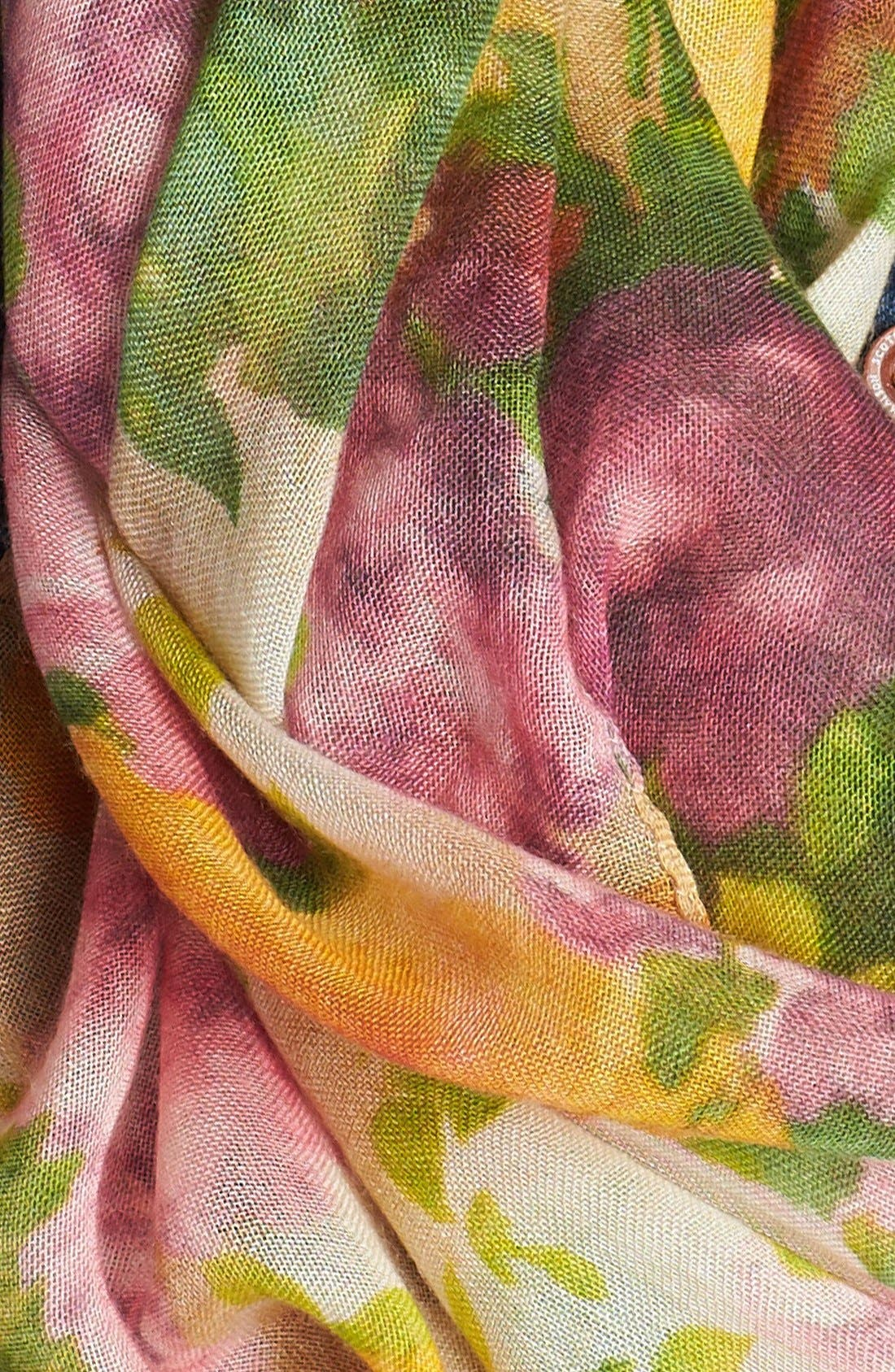 Alternate Image 2  - Tasha 'Flowers in the Attic' Scarf