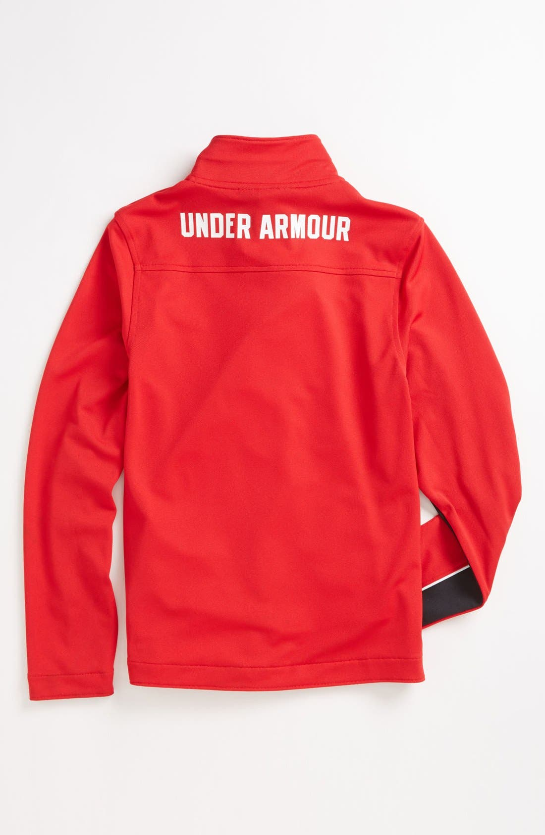 Alternate Image 2  - Under Armour 'Accelerate' Warm-Up Jacket (Big Boys)