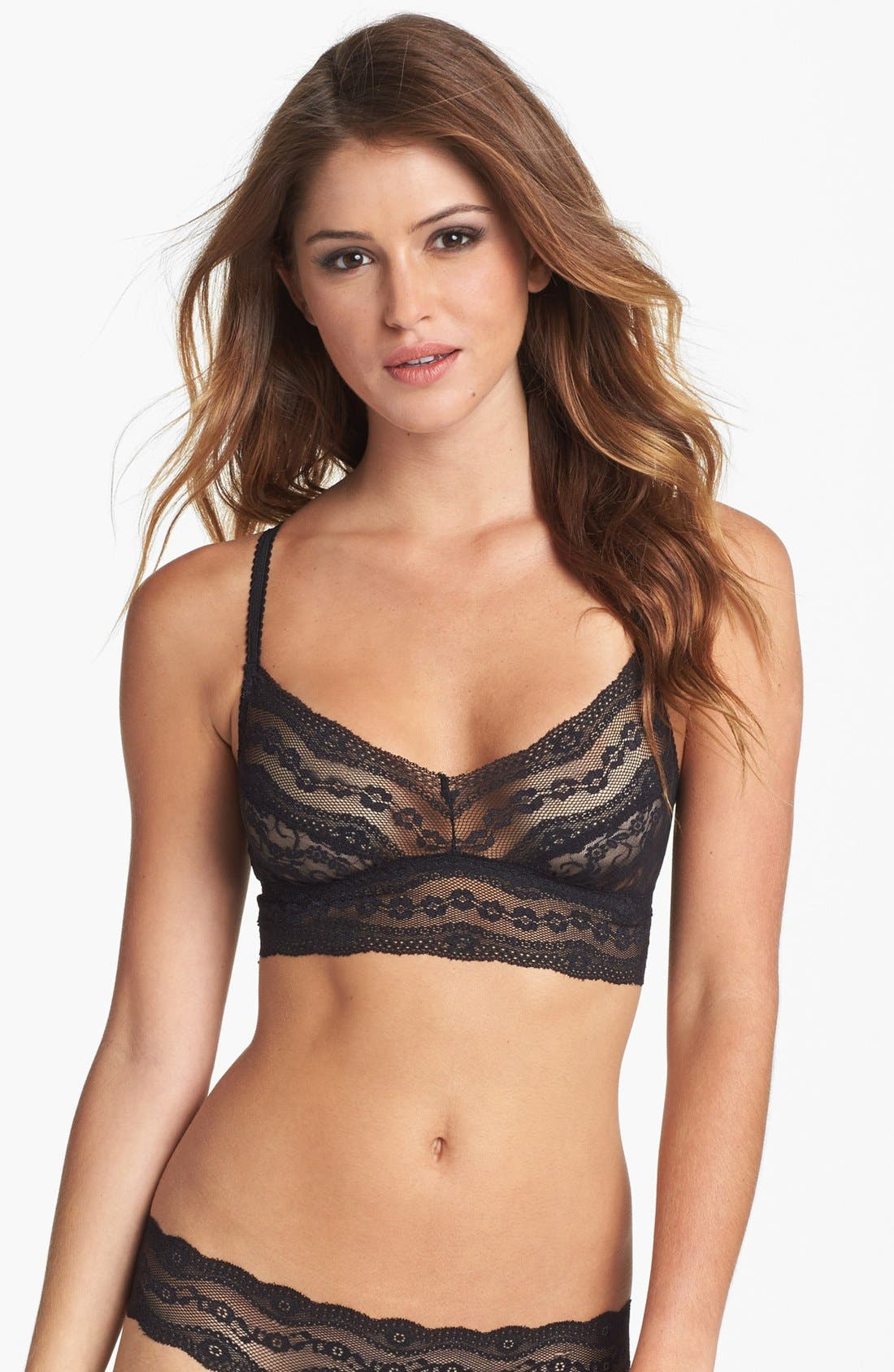 B.TEMPT'D BY WACOAL 'Lace Kiss' Bralette