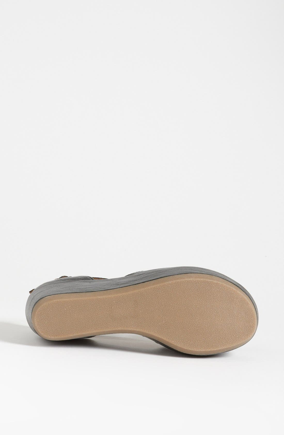 Alternate Image 4  - Fugu Malibu 'Gansta' Sandal