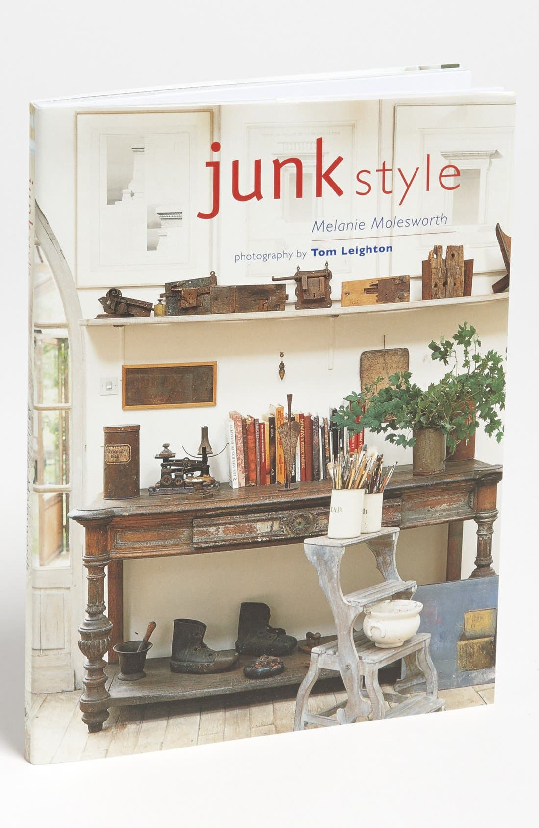 Alternate Image 1 Selected - 'Junk Style' Interior Design Book