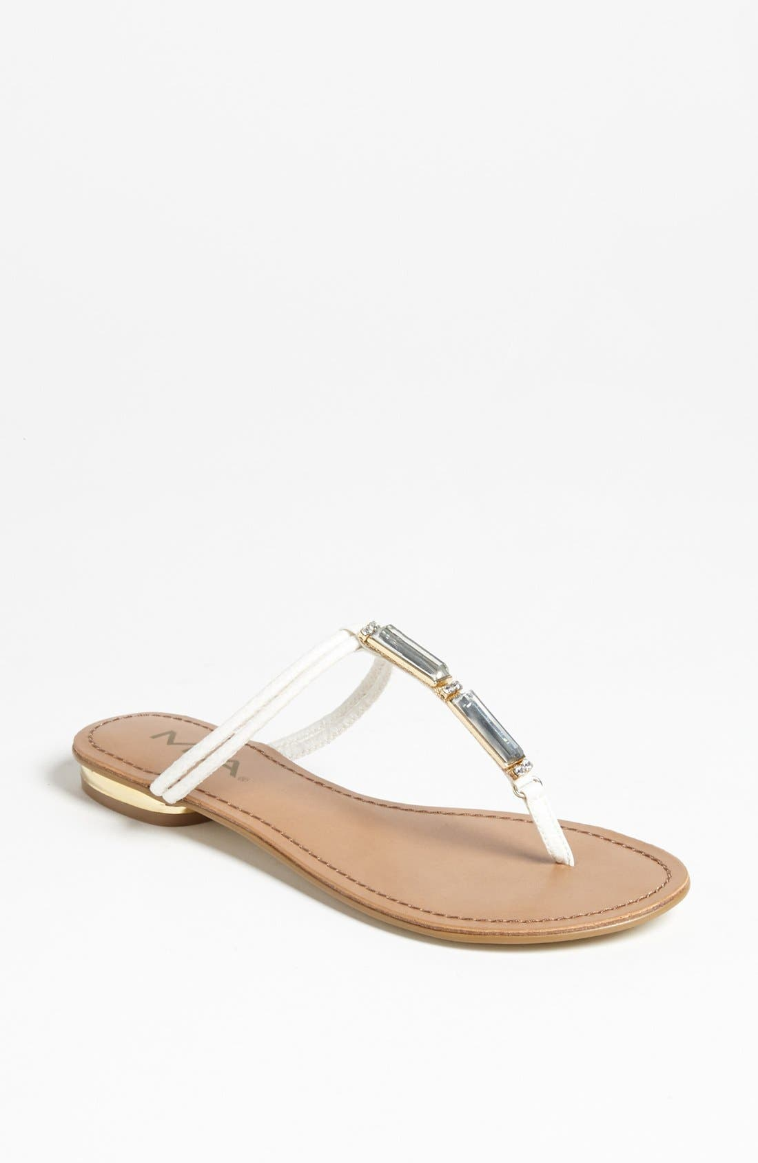 Alternate Image 1 Selected - MIA 'Jimena' Sandal
