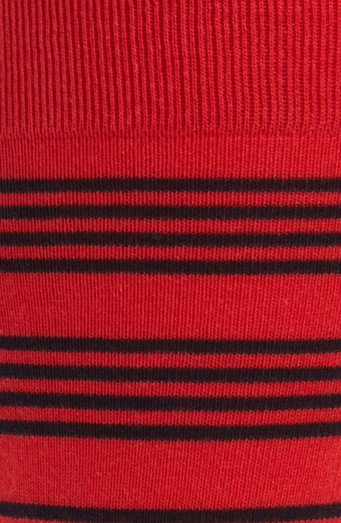 Alternate Image 2  - Pantherella 'Bayham' Stripe Socks