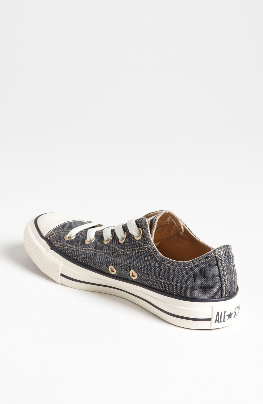 Alternate Image 2  - Converse Chuck Taylor® All Star® 'Textured' Sneaker (Women)
