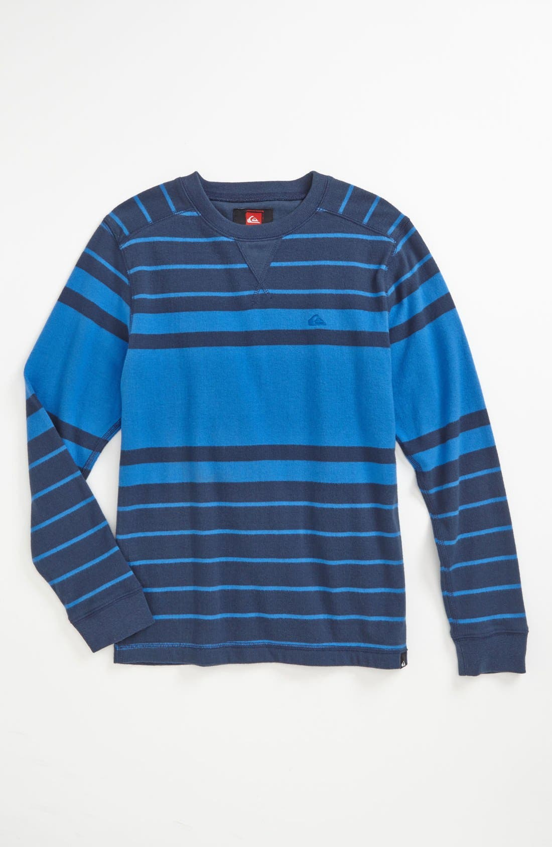 Alternate Image 1 Selected - Quiksilver 'Snit' Long Sleeve T-Shirt (Little Boys)