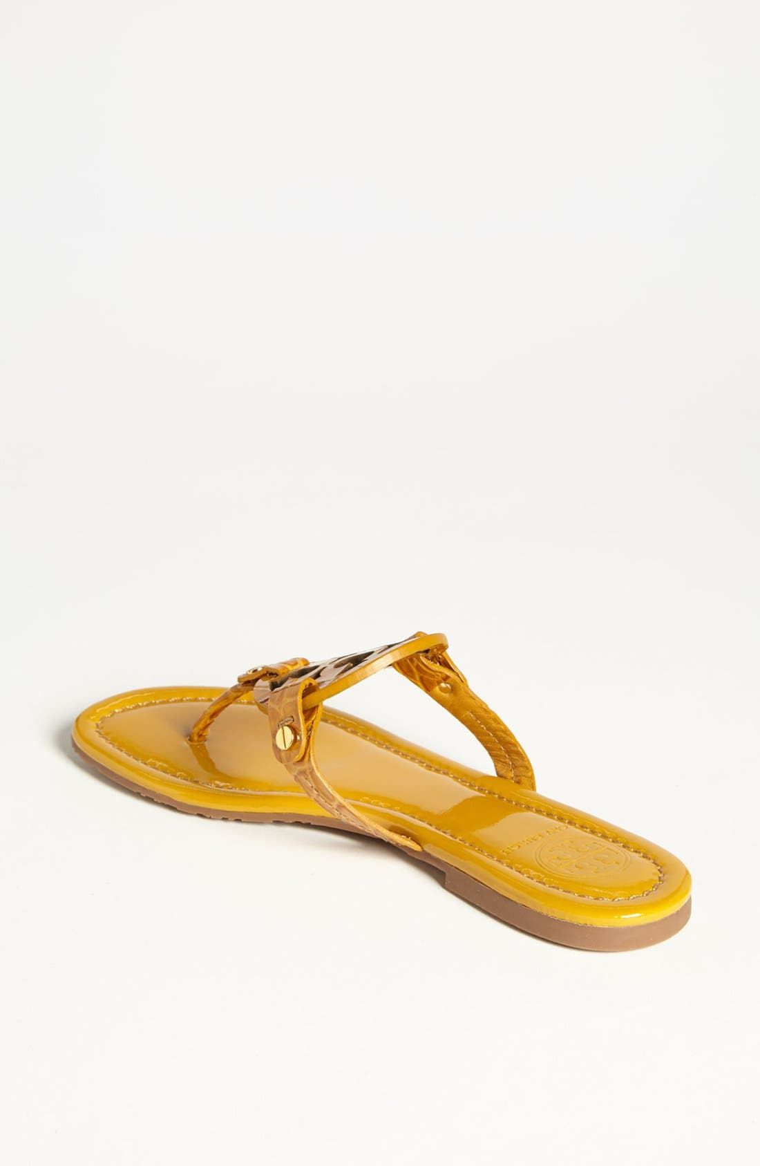 Alternate Image 3  - Tory Burch 'Miller' Croc Embossed Sandal (Online Only)