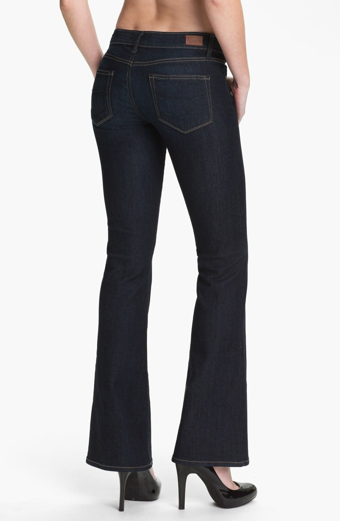 Alternate Image 2  - Paige Denim 'Skyline' Bootcut Stretch Denim Jeans (Michelle)