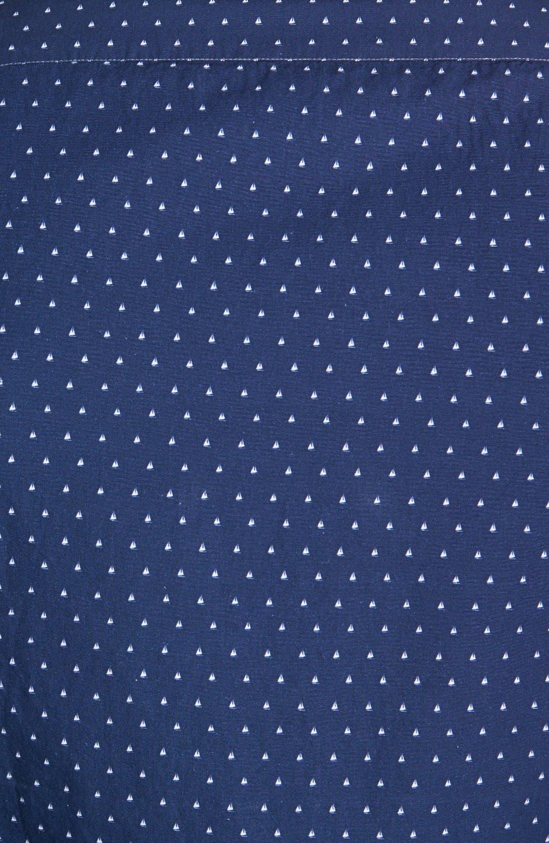 Alternate Image 3  - Ted Baker London 'Boaty' Short Sleeve Sport Shirt