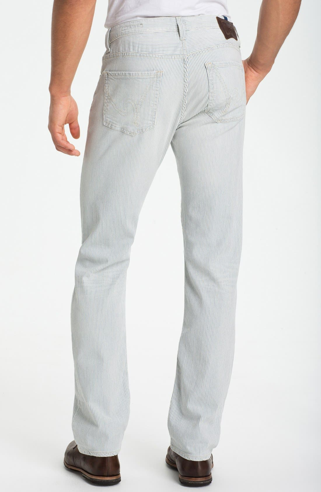 Alternate Image 2  - Citizens of Humanity 'Sid' Straight Leg Jeans (Dale)