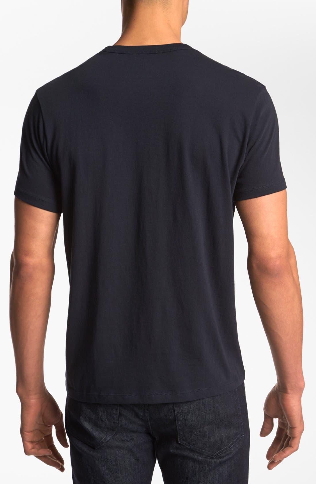Alternate Image 2  - 47 Brand 'New York Yankees - Flanker' T-Shirt