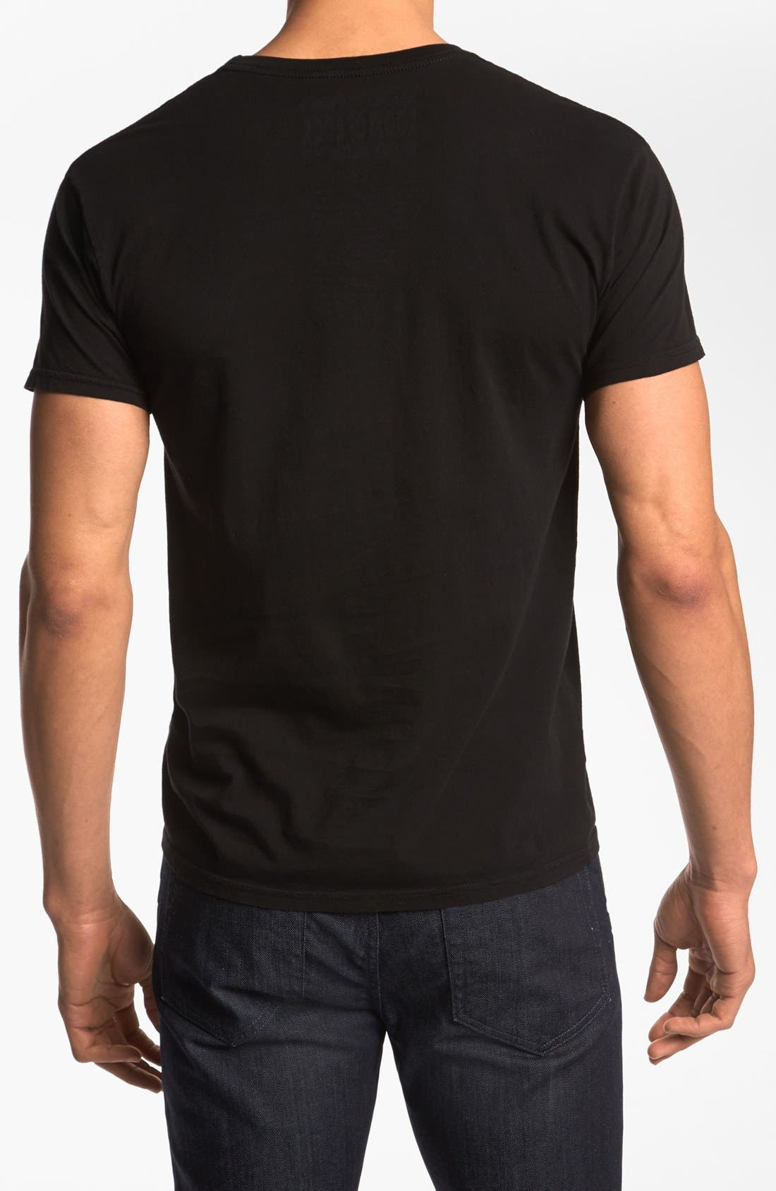 Alternate Image 2  - Retro Brand 'The Rolling Stones' T-Shirt
