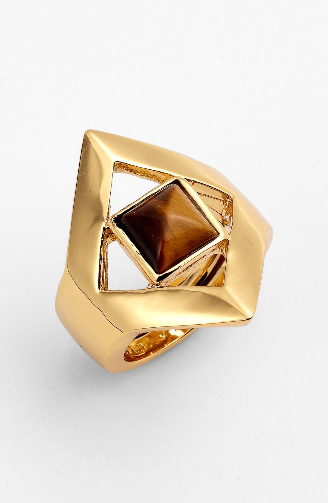 Alternate Image 1 Selected - Vince Camuto Cutout Statement Ring (Nordstrom Exclusive)