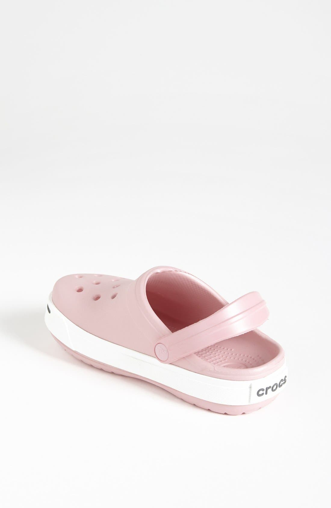 Alternate Image 2  - CROCS™ 'Crocband II' Clog (Walker, Toddler & Little Kid)