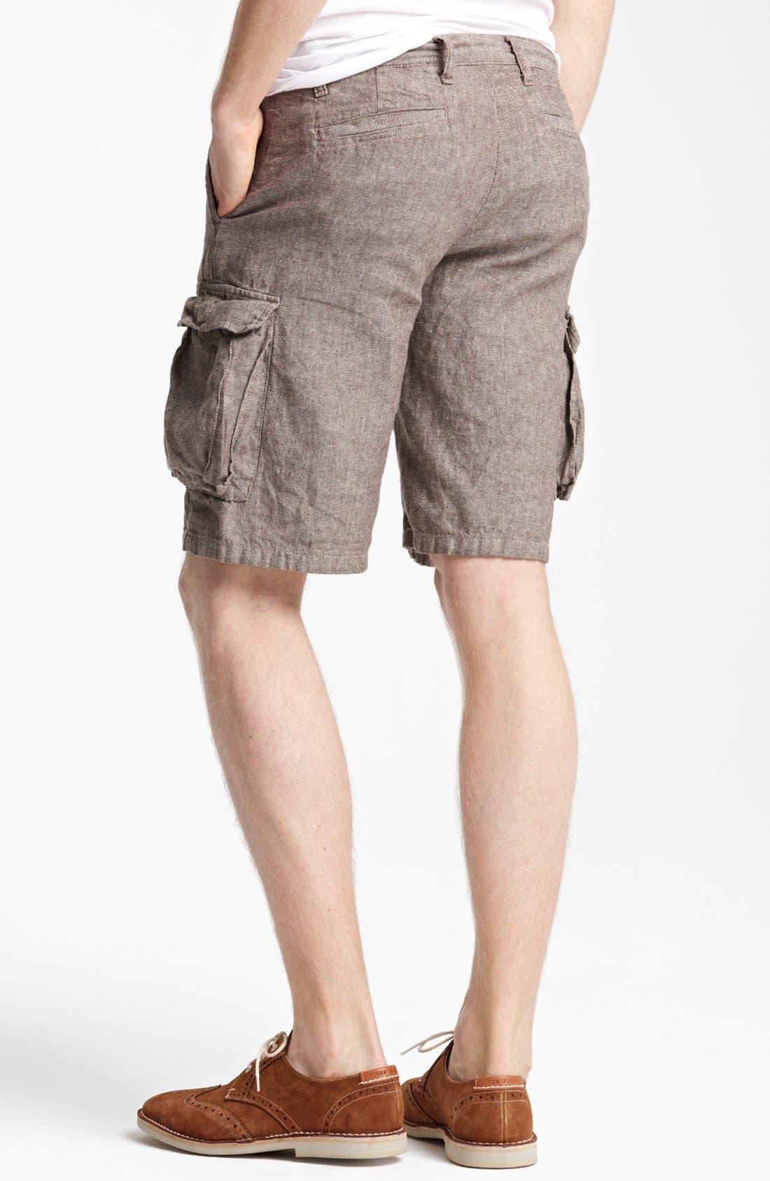 Alternate Image 2  - Billy Reid Cargo Shorts