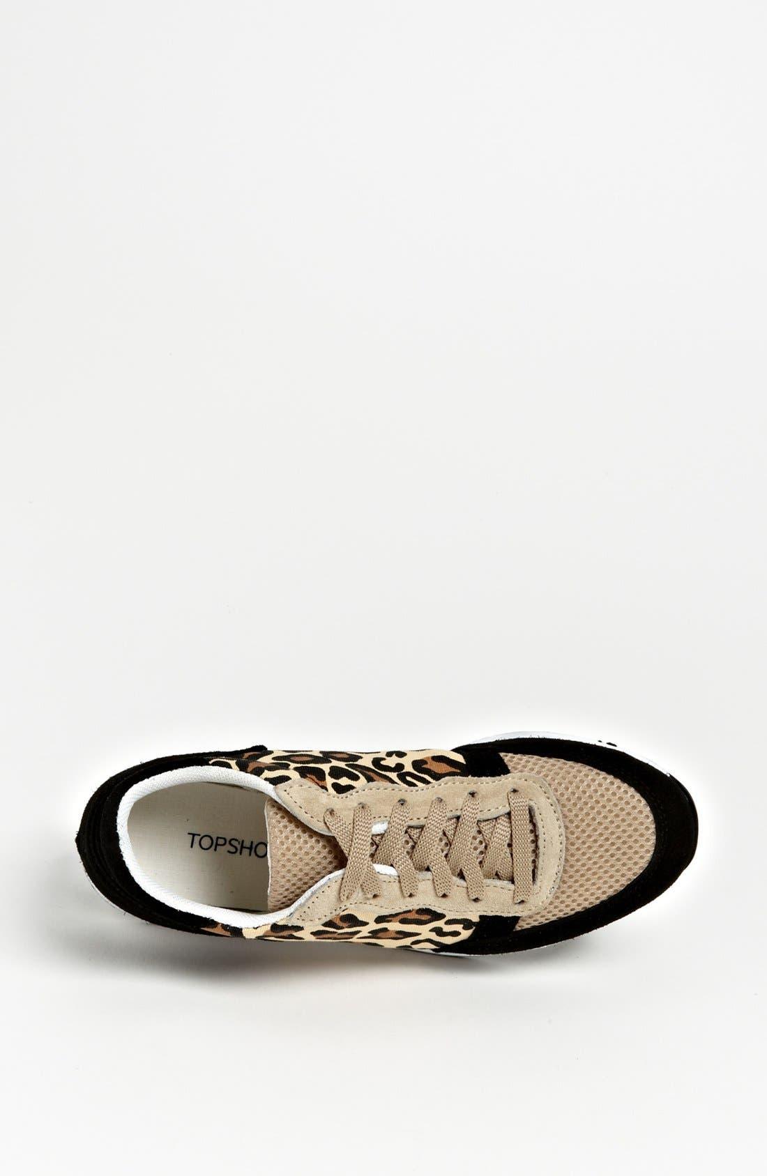 Alternate Image 3  - Topshop 'Truffle' Sneaker