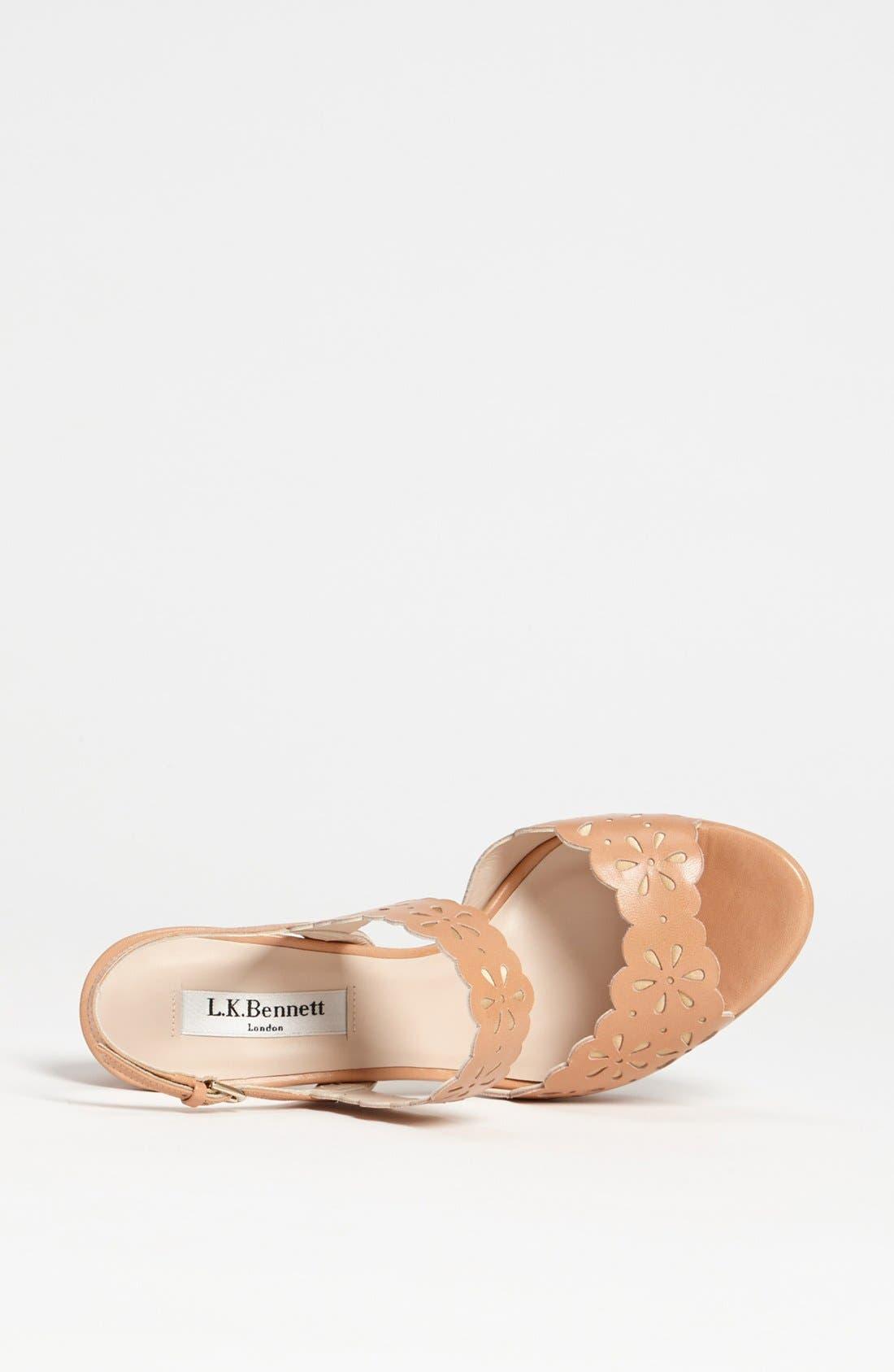 Alternate Image 3  - L.K. Bennett 'Aroa' Sandal