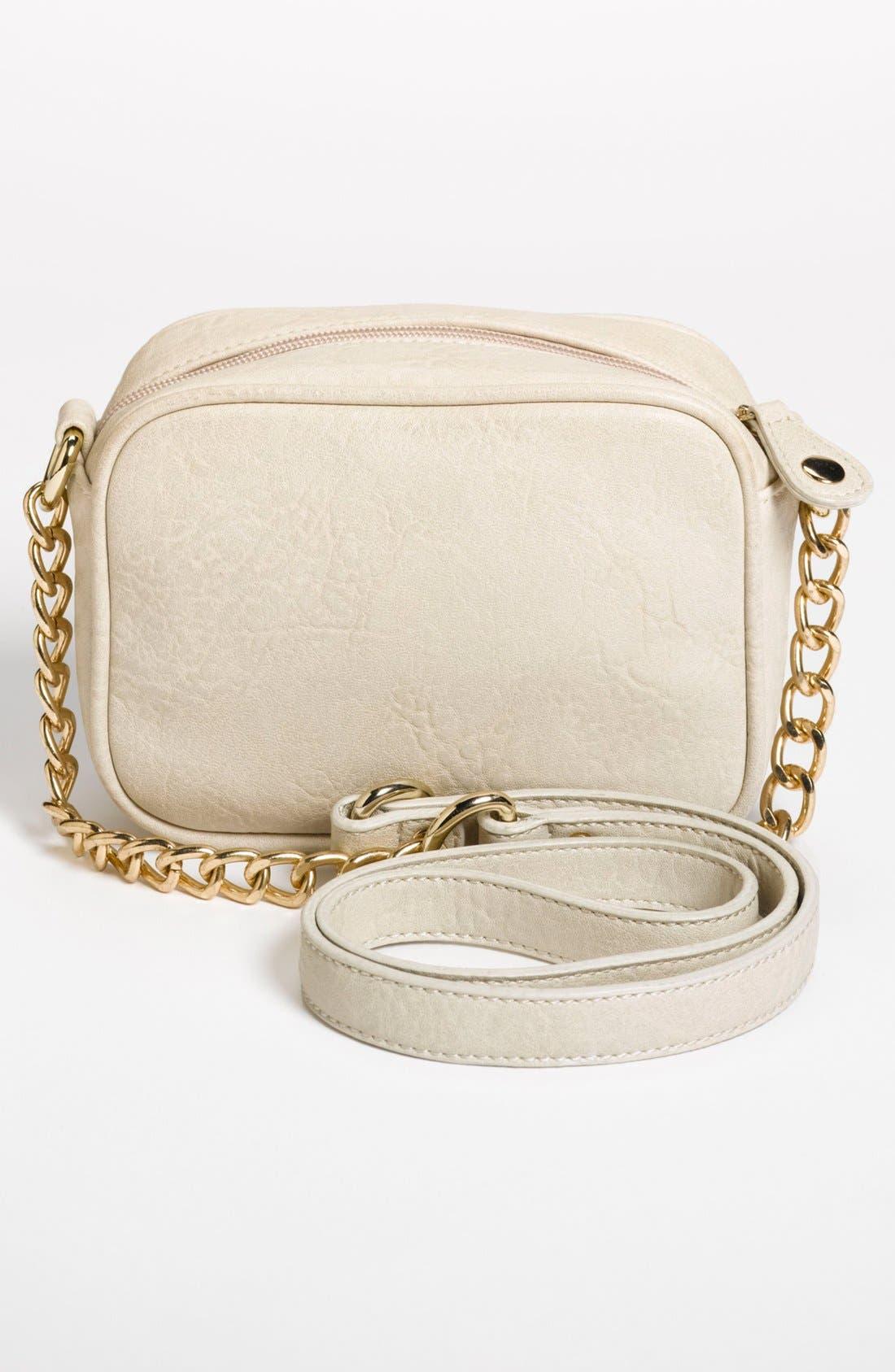 Alternate Image 3  - Emperia 'Small' Studded Crossbody Bag (Juniors)
