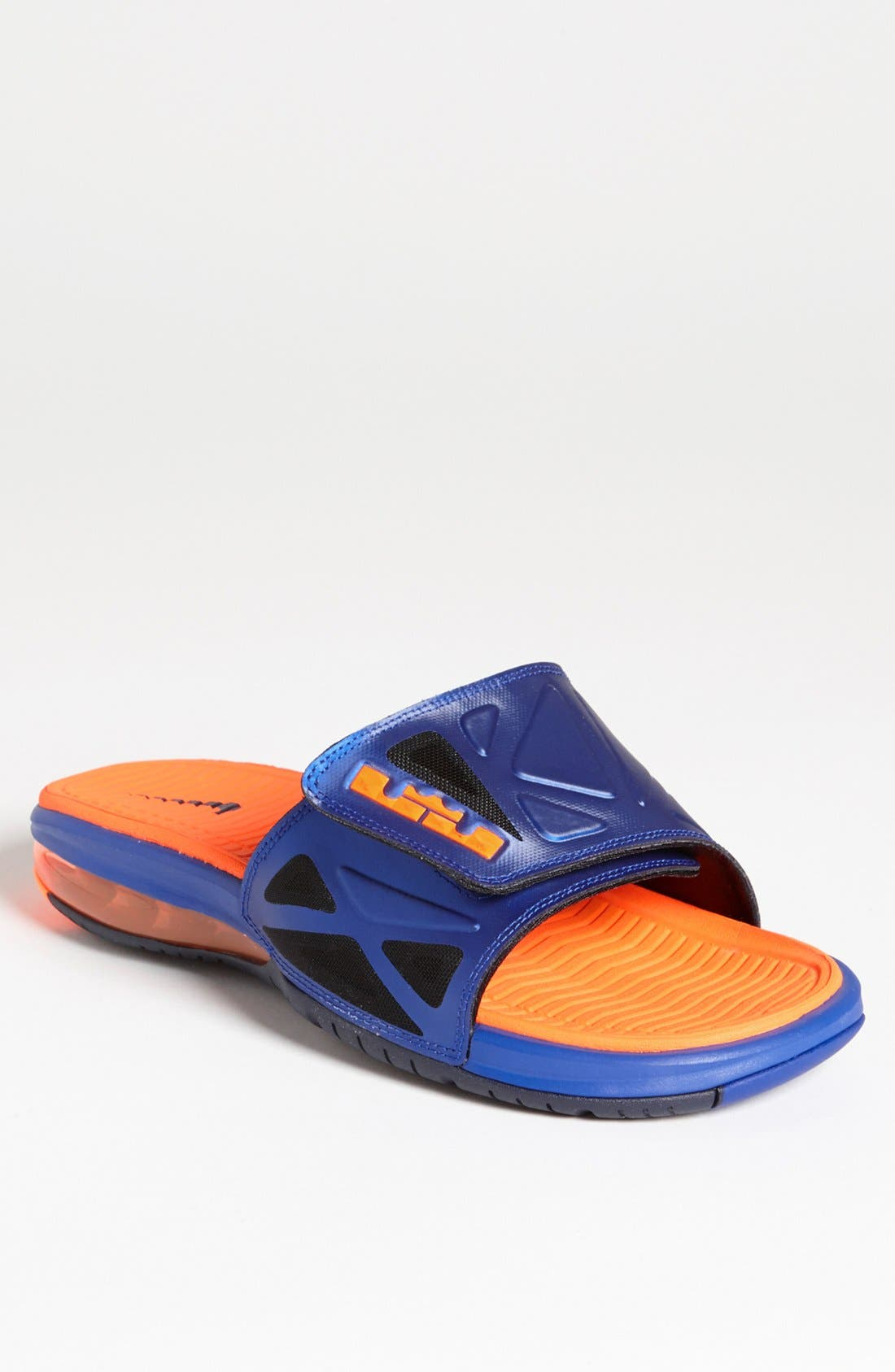 Alternate Image 1 Selected - Nike 'Air LeBron 2 Slide Elite' Sandal (Men)