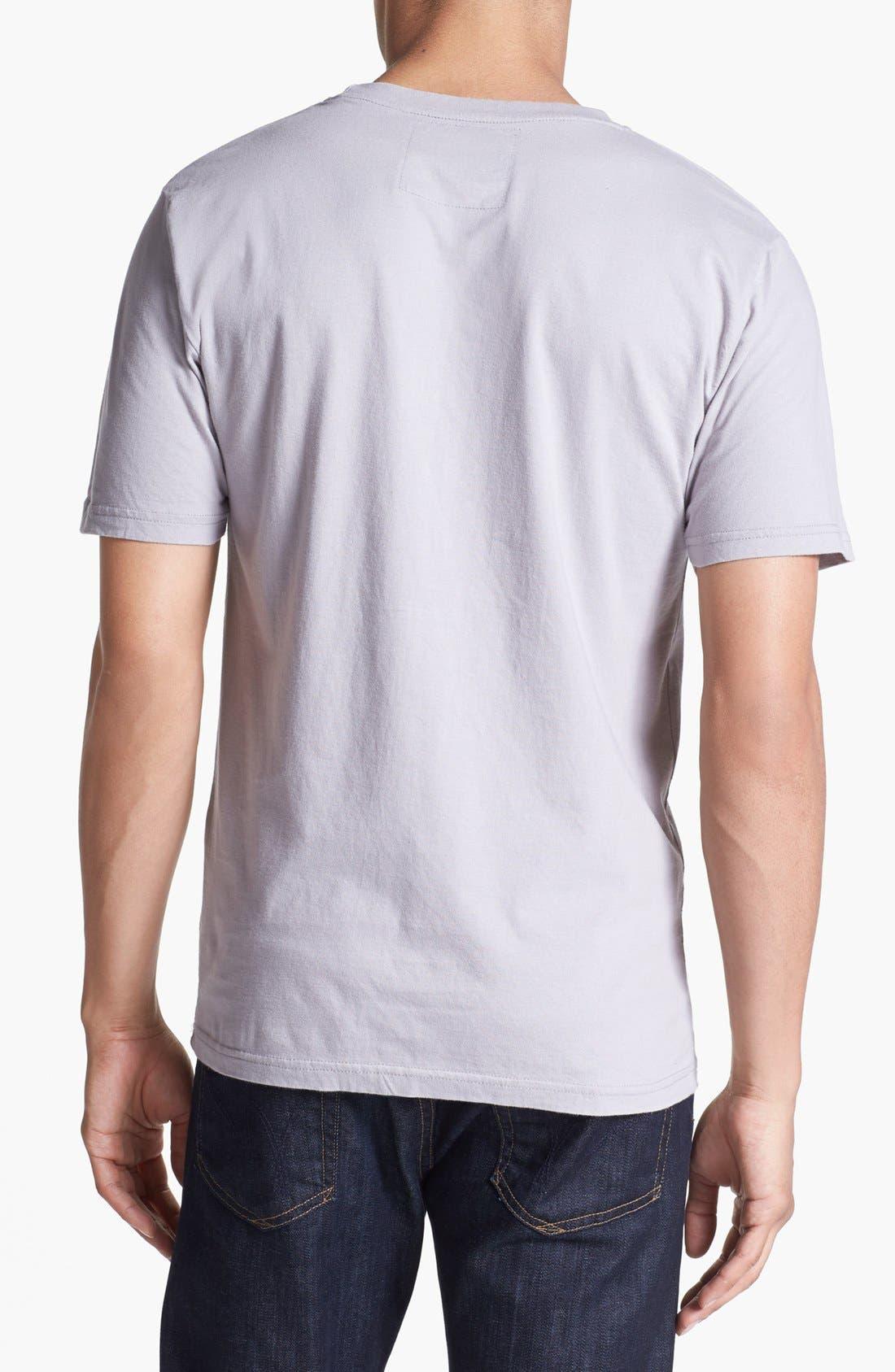 Alternate Image 2  - Red Jacket 'Yankees - Reversal' T-Shirt