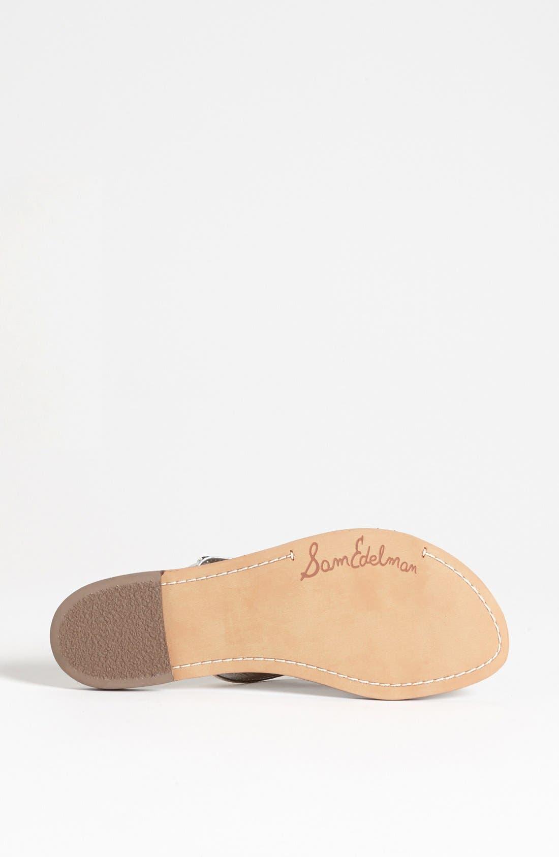 Alternate Image 4  - Sam Edelman 'Gracie' Sandal