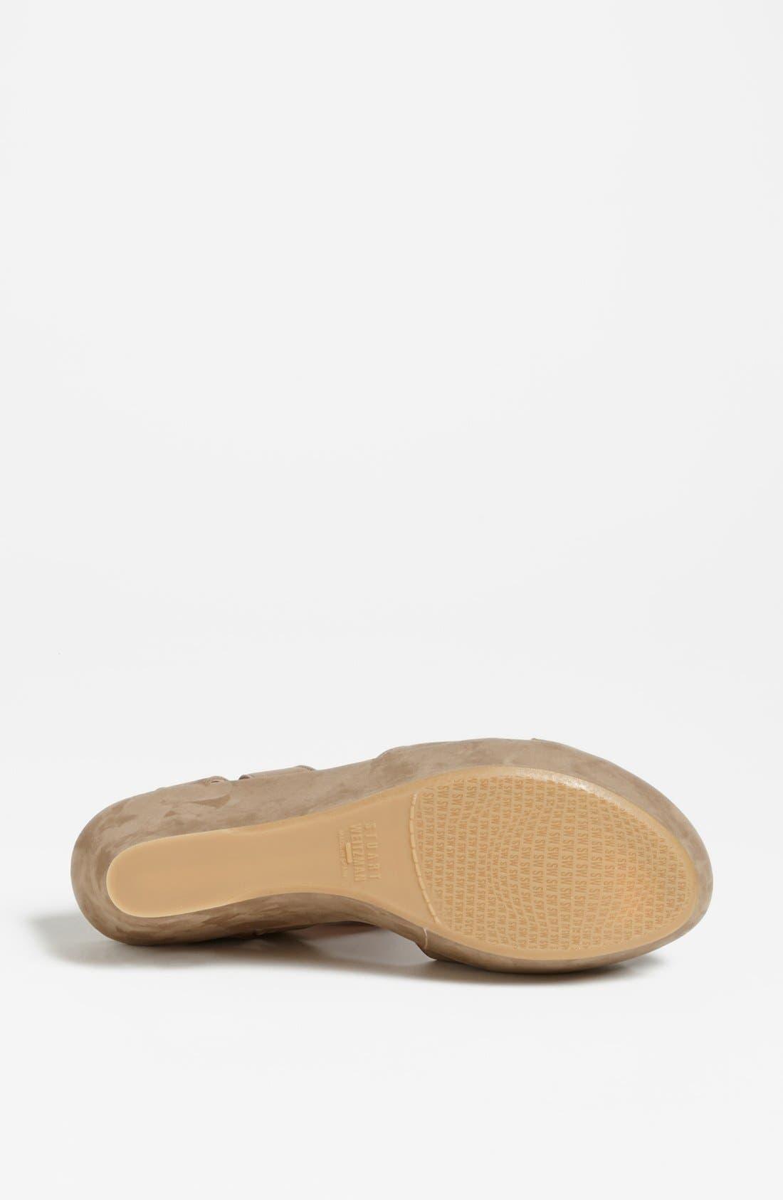 Alternate Image 4  - Stuart Weitzman 'Lockness' Sandal