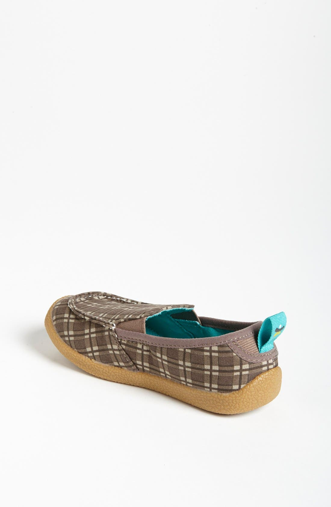 Alternate Image 2  - CHOOZE 'Scout - Study Brown' Slip-On Loafer (Toddler, Little Kid & Big Kid)