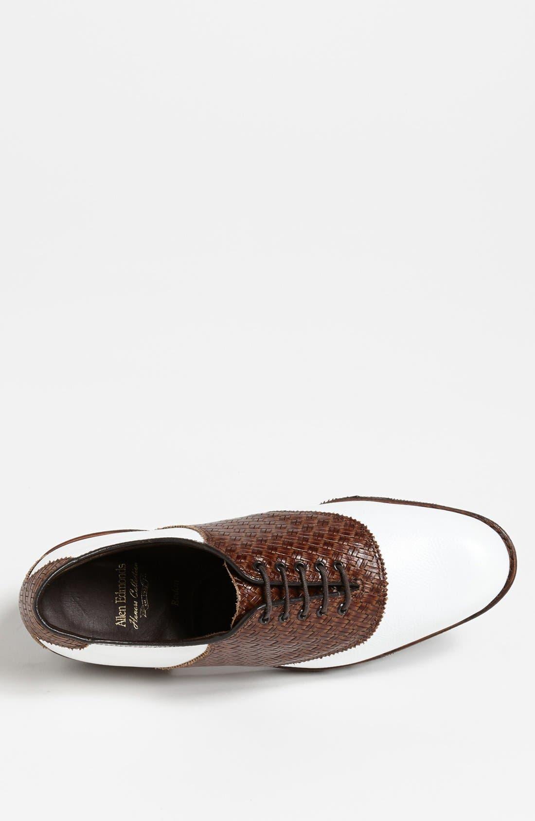Alternate Image 3  - Allen Edmonds 'Redan' Golf Shoe (Men)