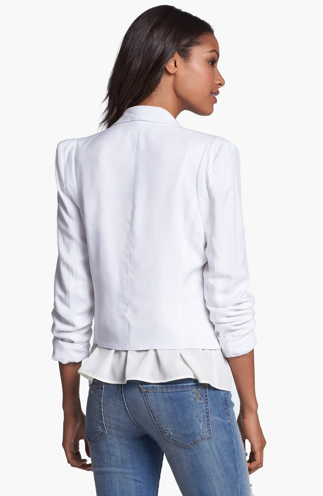 Alternate Image 3  - Jessica Simpson 'Dalton' Jacket (Online Only)