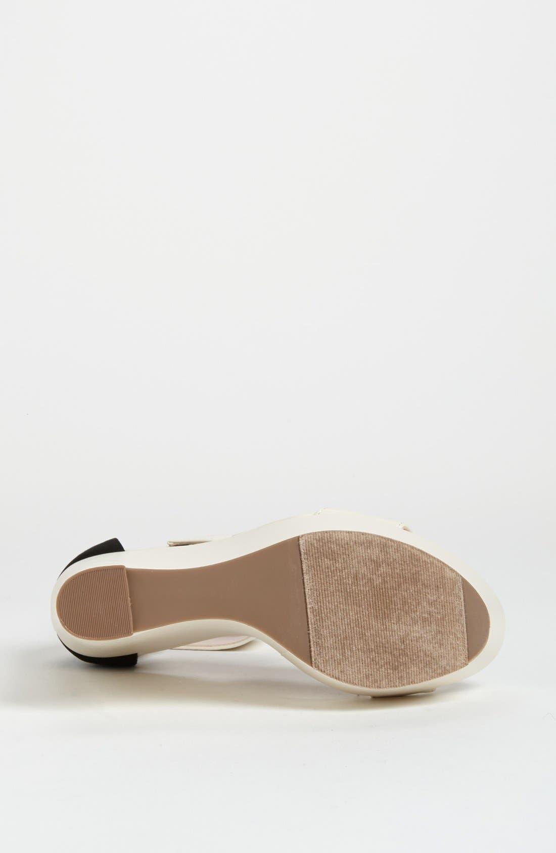 Alternate Image 4  - Julianne Hough for Sole Society 'Tate' Wedge Sandal