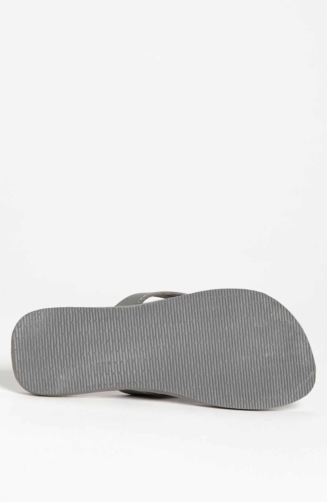 Alternate Image 4  - Havianas 'Urban Premium' Flip Flop (Men)